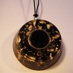 Orgonite pendants for healers