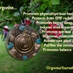 orgonite benefits