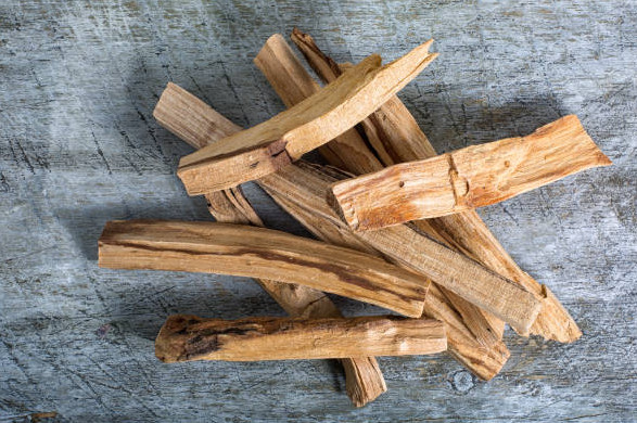 palo santo energy cleansing