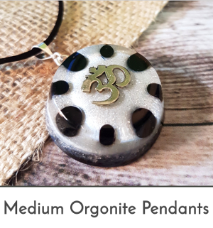 buy medium orgonite pendants
