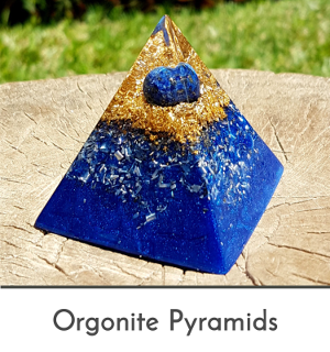 buy orgonite pyramids