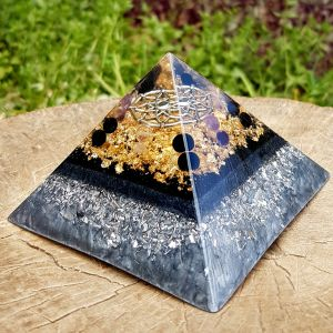 protection orgonite pyramid - orgone pyramid generator