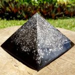 No-frills orgonite pyramid - cheap orgonite by Orgonise Yourself