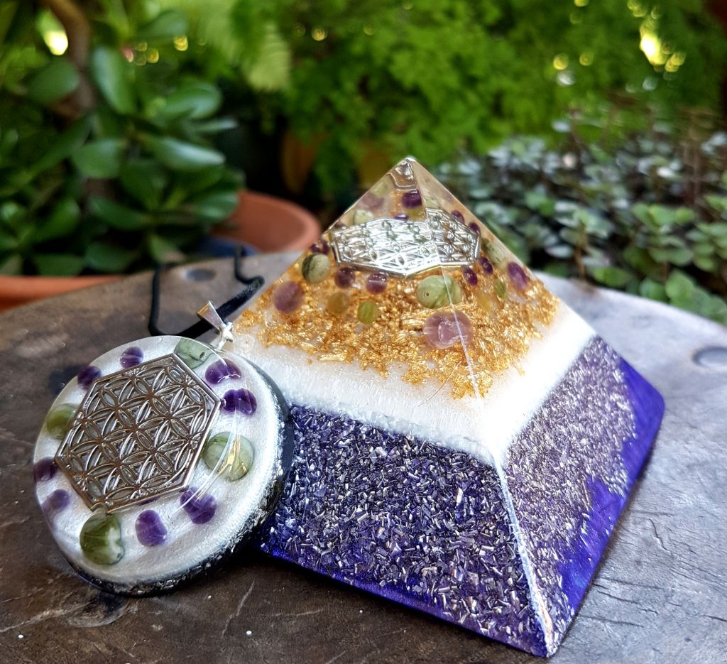 uses of orgonite