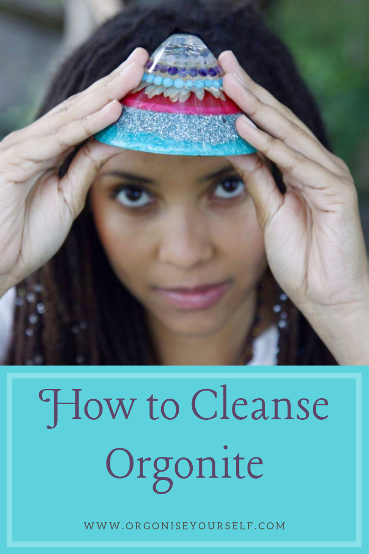 5 Easy and Effective Ways to Cleanse Orgonite