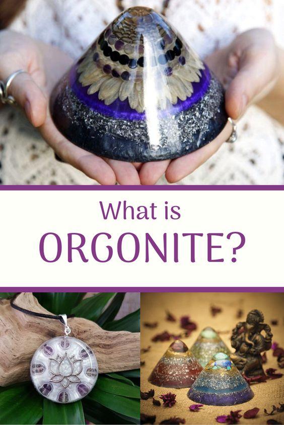 what is orgonite