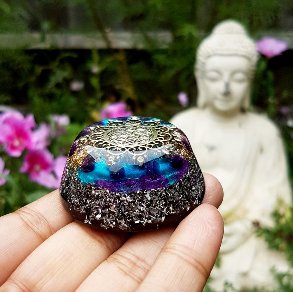 9 experiments that prove orgonite works