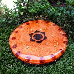Sacral Chakra Charging plate