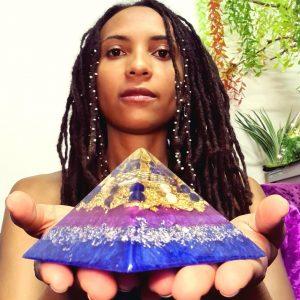 Sending you some pyramid power