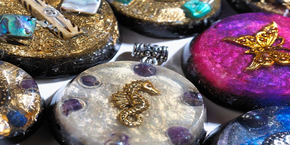 Orgonite Jewellery - Crystal Energy Healing