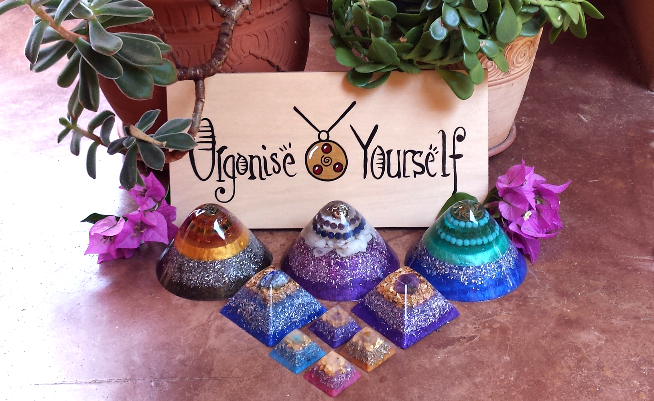 Orgonise yourself crystal healing orgone crystal energy healing healing crystal orgone energy jewellery and art mozeypictures Choice Image